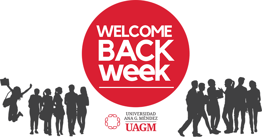 welcome back week logo