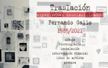 """Exhibición """"Traslación. Expendientes desclasificados"""""""